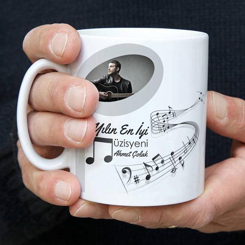 Müzisyenlere Özel Kupa Bardak