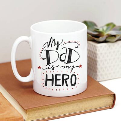 My Dad Is My Hero Bardak - Thumbnail