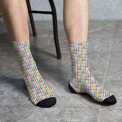 - My Penis Esprili Erkek Çorabı