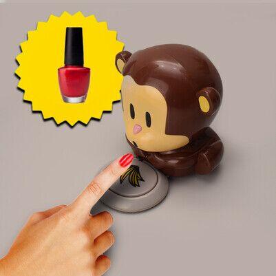 - Monkey Nail Dryer - Oje Kurutma Makinesi