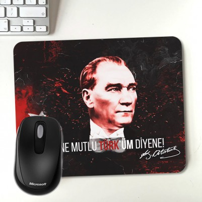 - Ne Mutlu Türküm Diyene Mousepad
