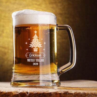 - Nice Güzel Yıllara İsimli Bira Bardağı
