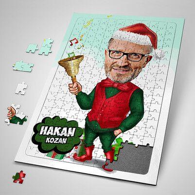 - Nice Güzel Yıllara Karikatürlü Puzzle