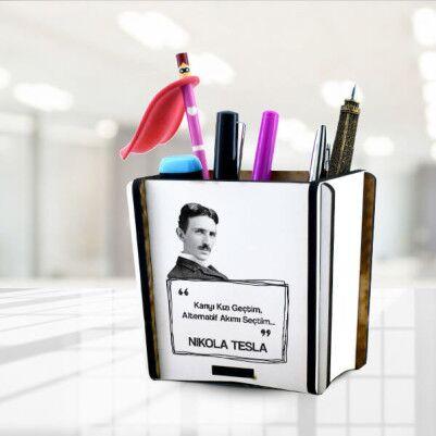- Nikola Tesla Esprili Kalemlik