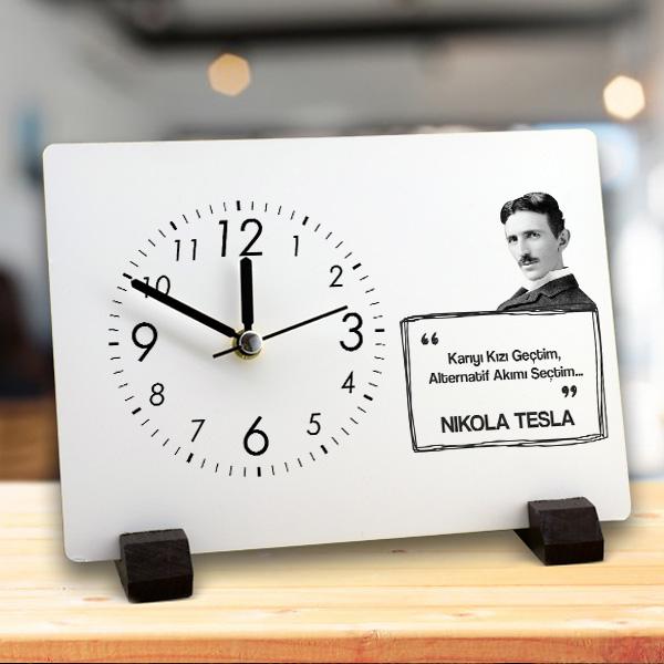 Nikola Tesla Esprili Masa Saati