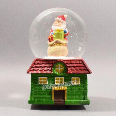 - Noel Baba Müzikli Kar Küresi - KB15