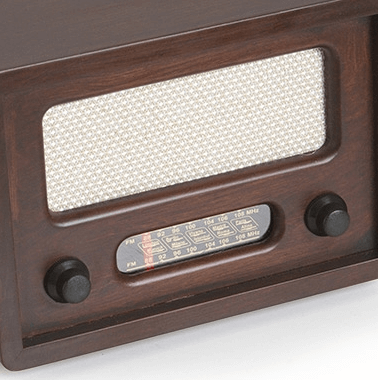 Nostaljik Ahşap Radyo