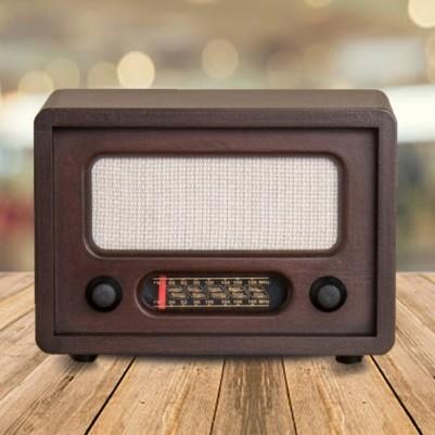 - Nostaljik Ahşap Radyo