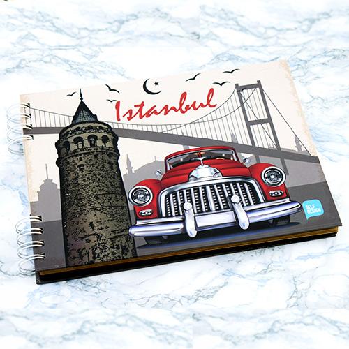 Nostaljik İstanbul Temalı Fotoğraf Albümü