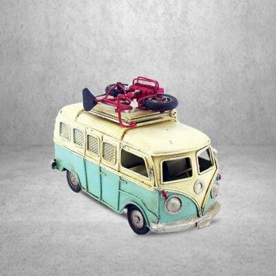 - Nostaljik Vosvos Minibüs