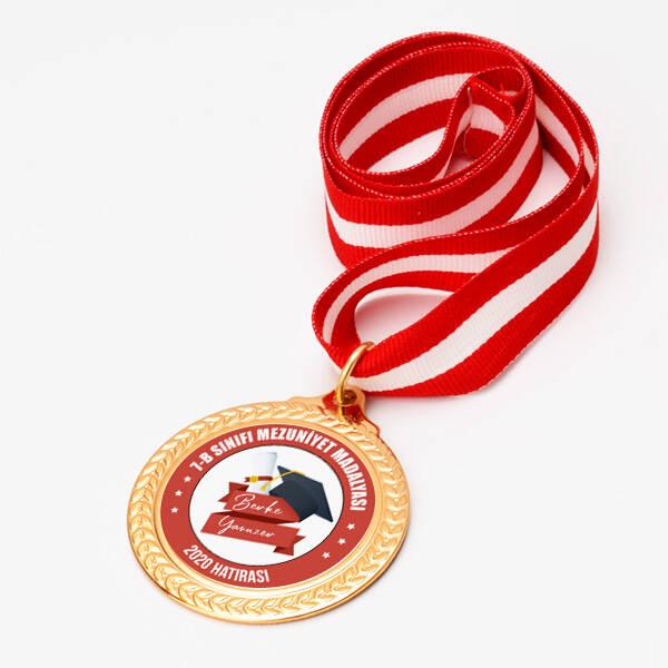 Öğrenci Mezuniyet Madalyonu