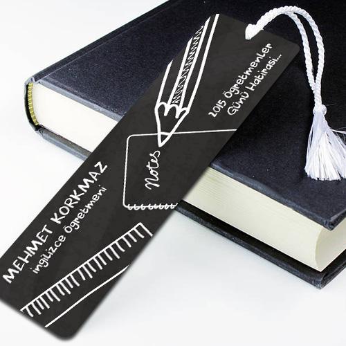 Öğretmenlere Özel Kitap Okuma Ayracı