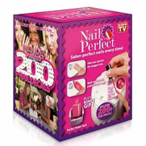 Nail Perfect - Oje Sürme Seti