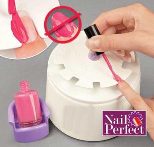 Nail Perfect - Oje Sürme Seti