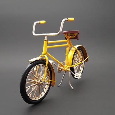 Orijinal Metal Bisiklet Siyah - Thumbnail