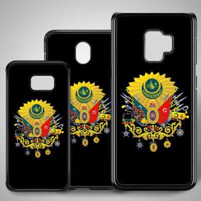 - Osmanlı Arması Samsung Telefon Kapağı