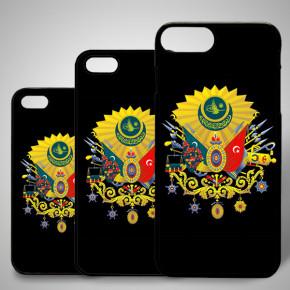 - Osmanlı Arması Temalı iPhone Telefon Kapağı
