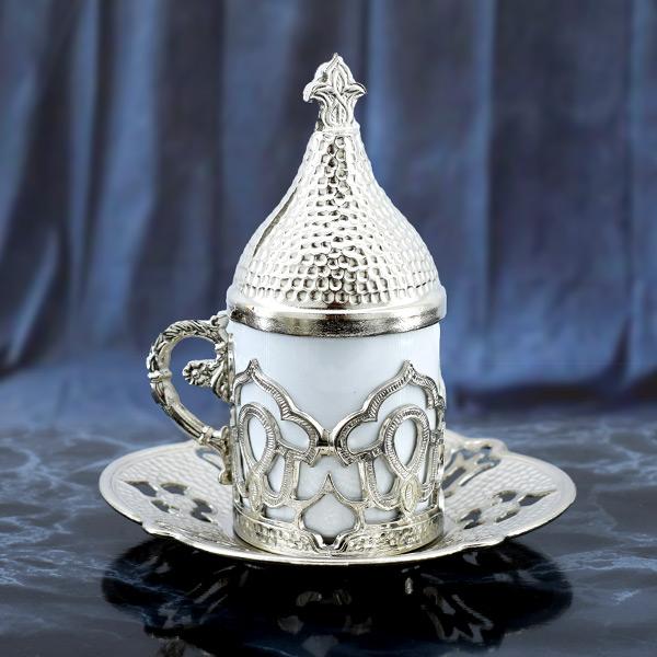 Osmanlı Motifli Otantik Kahve Fincanı