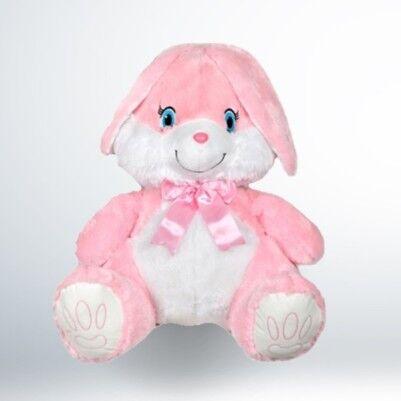 Oyuncak Peluş Sevimli Tavşan - Thumbnail