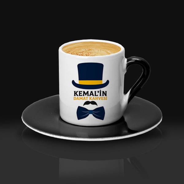 Özel Tasarım Damat Kahve Fincanı