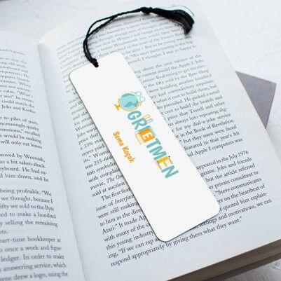 - Özel Tasarım Öğretmene Hediye Kitap Ayracı