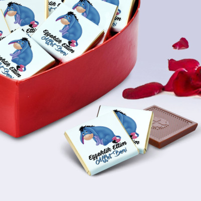 Özür Dilerim Affet Beni Çikolata - Thumbnail