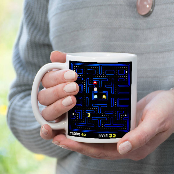 Pac Man Kupa Bardak