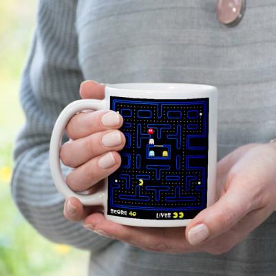 - Pac Man Kupa Bardak