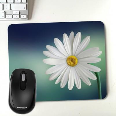- Papatya Temalı Mousepad