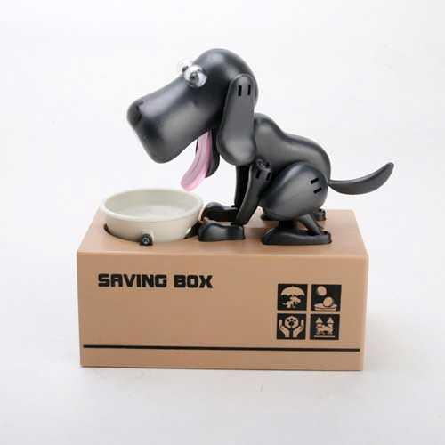 Piggy Bank - Para Yiyen Köpek Kumbara