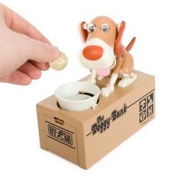 Piggy Bank - Para Yiyen Köpek Kumbara - Thumbnail