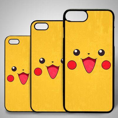 - Pikaçu iPhone Telefon Kapağı