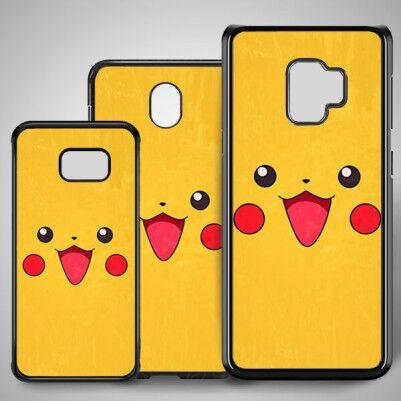 - Pikaçu Samsung Telefon Kapağı