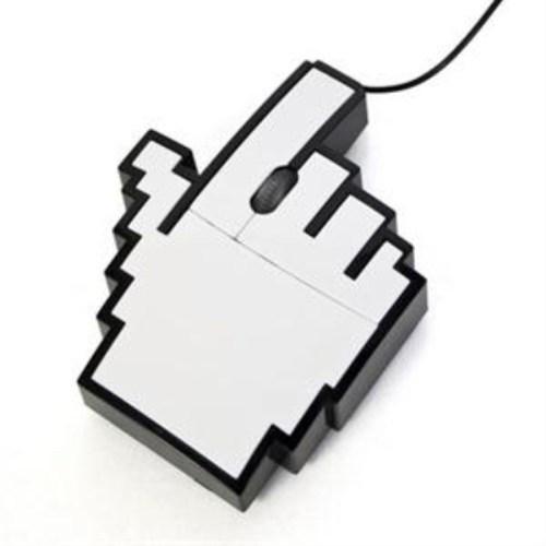 Piksel El Şeklinde Mouse