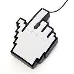 - Piksel El Şeklinde Mouse