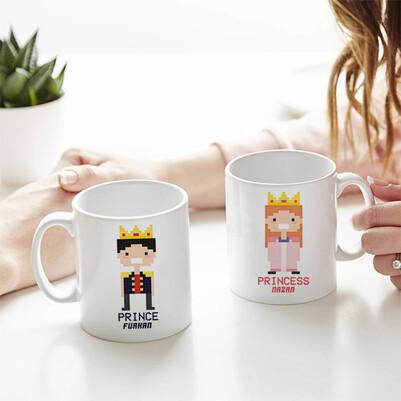 - Piksel Prens ve Prenses Sevgili Kupası