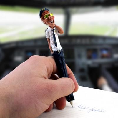 - Pilotlara Özel Kalem