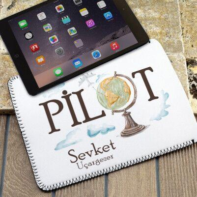 - Pilotlara Özel Tablet Kılıfı