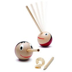- Pinokyo Kalem ve Kalemtraş Seti