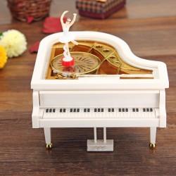 Piyano Tasarımlı Müzik Kutusu - Thumbnail