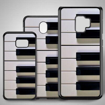 - Piyano Temalı Samsung Telefon Kapağı