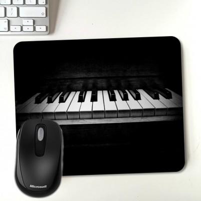 - Piyano Temalı Tasarım Mousepad