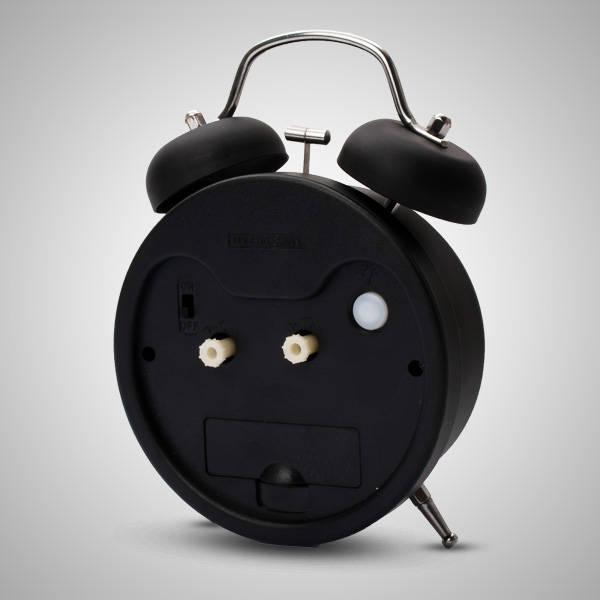 Plak Tasarımlı İsimli Çalar Saat