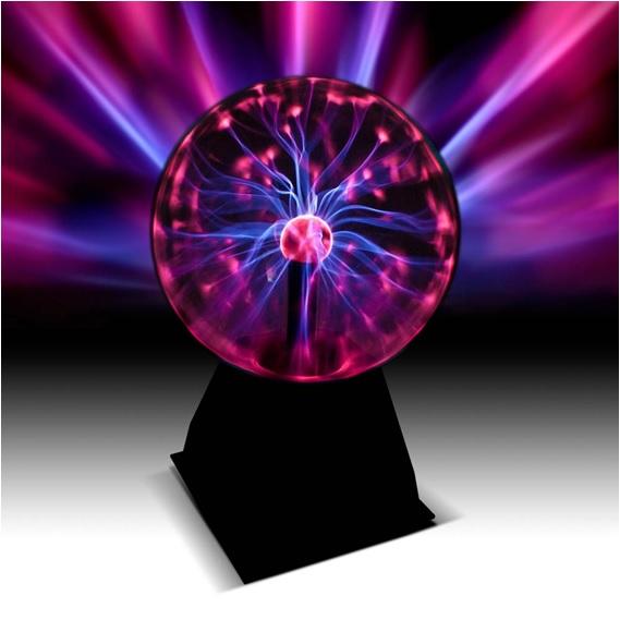 Plasma Light - Sihirli Plazma Küre