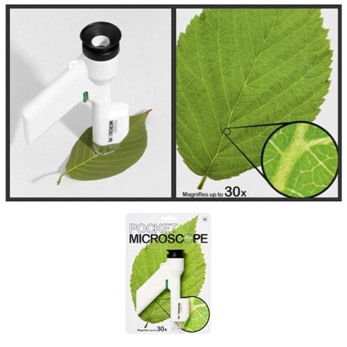 Pocket Microscope - Cep Mikroskobu