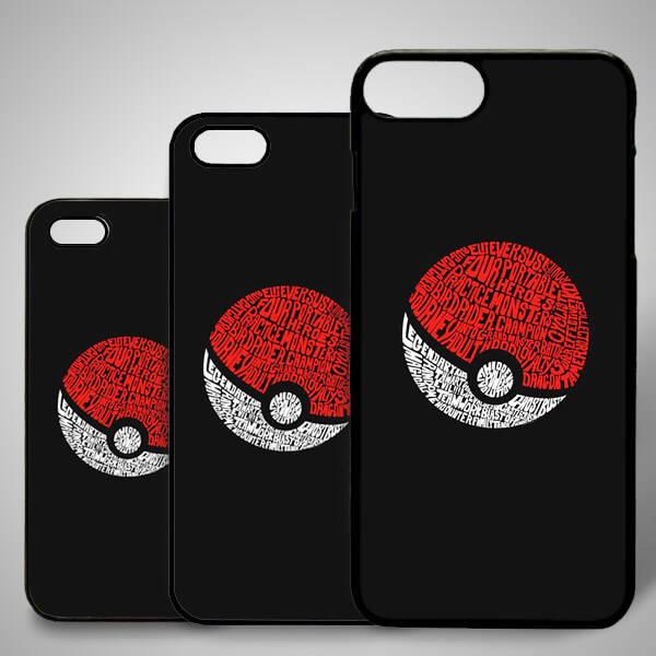 Pokemon iPhone Telefon Kapağı