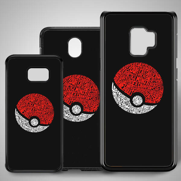 Pokemon Samsung Telefon Kapağı