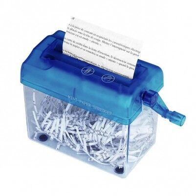 - Portatif Kağıt Öğütme Makinesi