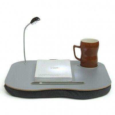 - Portatif LED Lambalı Laptop Standı