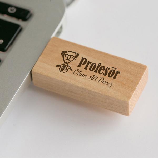 Profesörlere Hediye USB Bellek